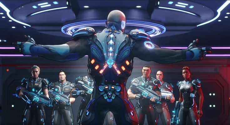 Crackdown 3 - Banner E3