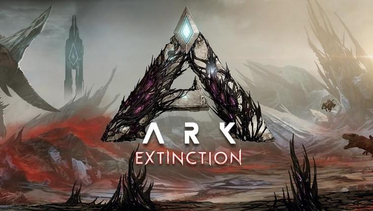 Ark Survival Evolved - Extinction Banner