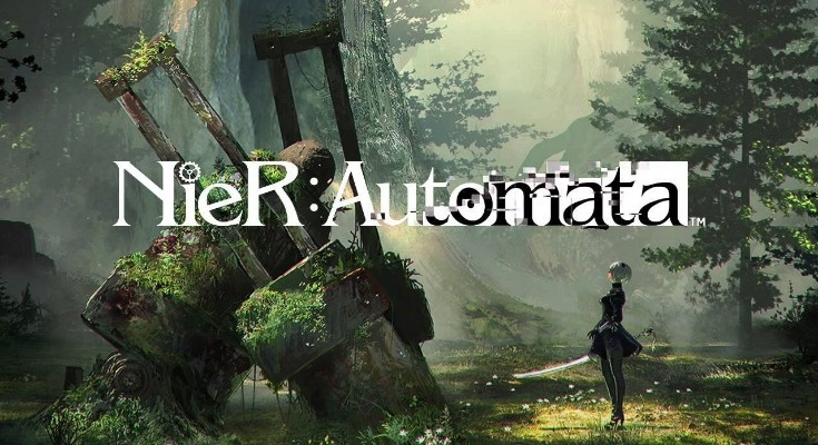 Nier: Automata - Banner