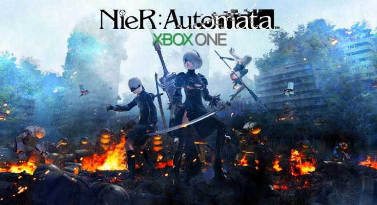 NieR: Automata para Xbox One