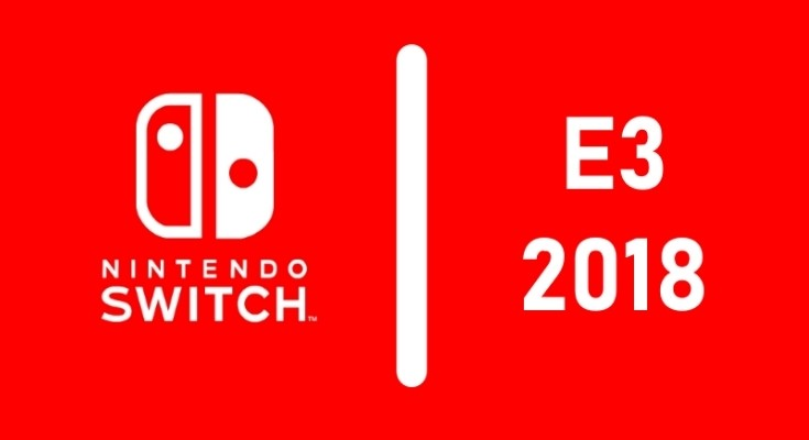 Nintendo caiu quase 7% Após E3 2018