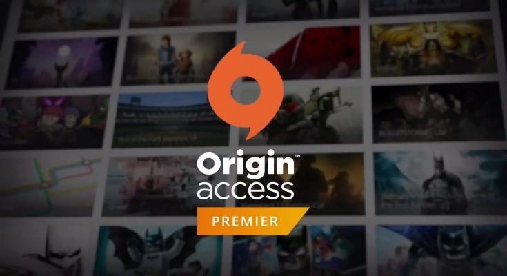 Origin Access Premier - Banner