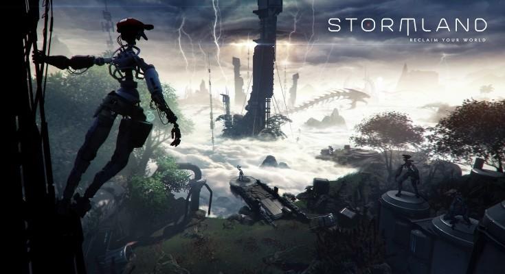 Stormland VR - Banner