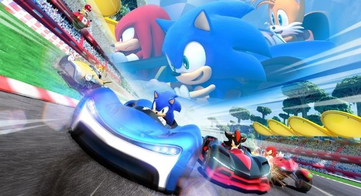 Team Sonic Racing - Banner