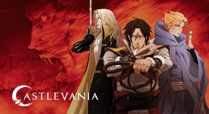 Segunda temporada de Castlevania