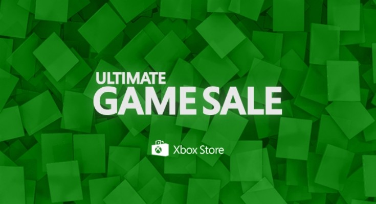 Xbox Ultimate Game Sale 2018