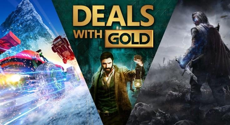 Deals with Gold - de 13 a 20 de agosto de 2018