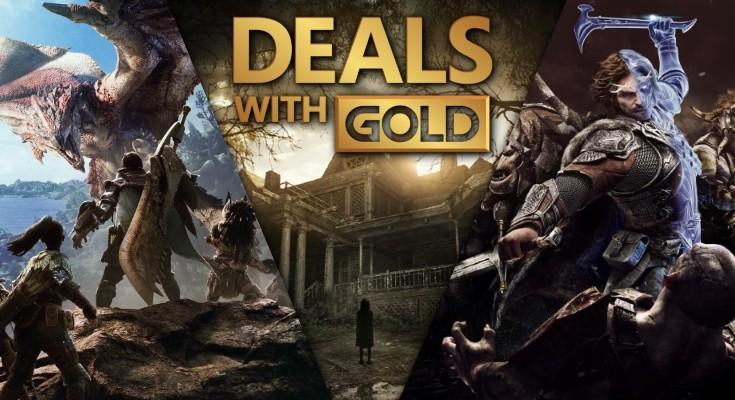 Deals With Gold - De 27 de agosto a 3 de setembro de 2018!
