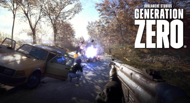 Generation Zero - Novo Trailer Gameplay