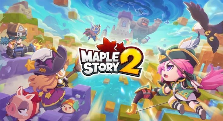 Maple Story 2 recebe data de lançamento