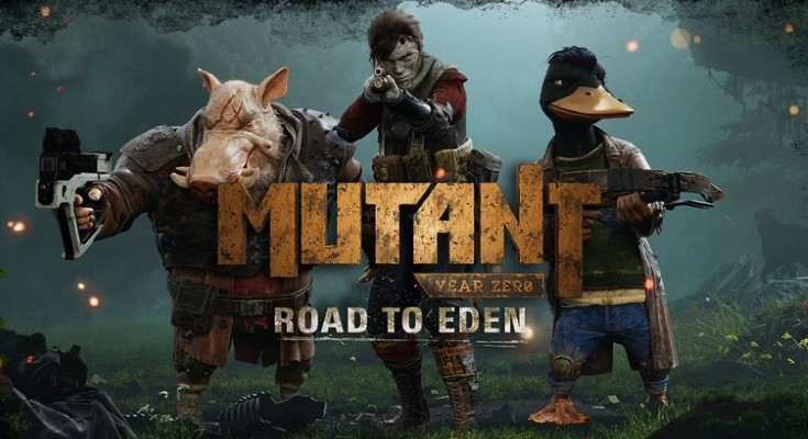 Mutant Year Zero: Road to Eden - Data de lançamento
