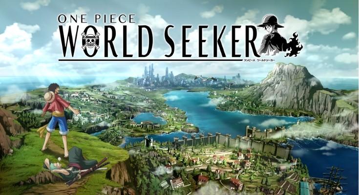 One Piece: World Seeker recebe novo trailer