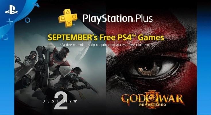 Playstation Plus para Setembro de 2018