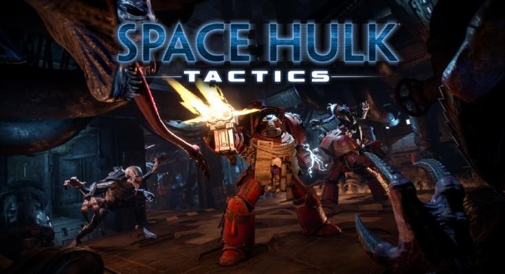 Space Hulk: Tactics chega em 9 de outubro para Xbox One, PS4 e PC