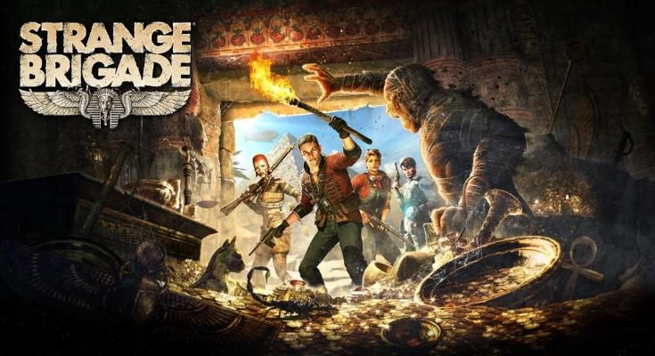 Strange Brigade recebe trailer de lançamento