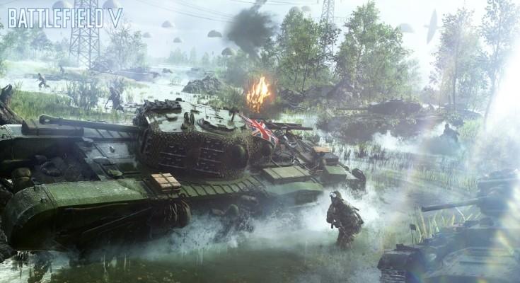 Divulgado novo e incrível trailer de Battlefield V, confira!