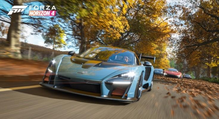 Demo de Forza Horizon 4 já esta disponível no Xbox One!