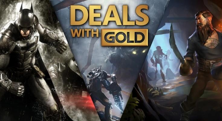 [Deals With Gold] De 24 de setembro a 1 de outubro de 2018!