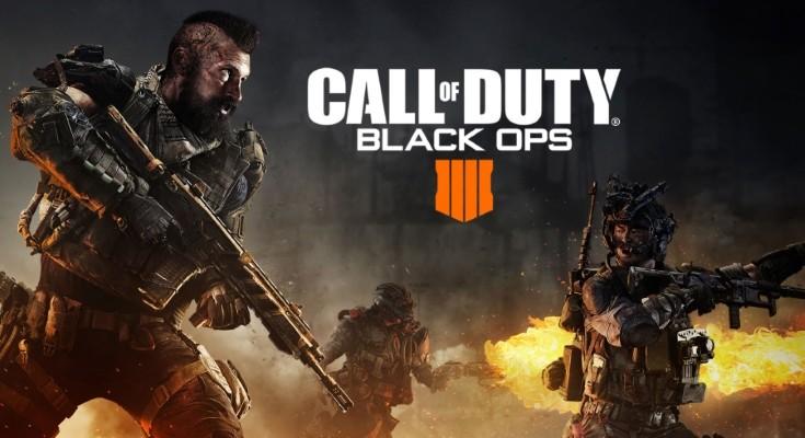 Modo Blackout de COD: Black Ops 4 recebe novo trailer, confira!