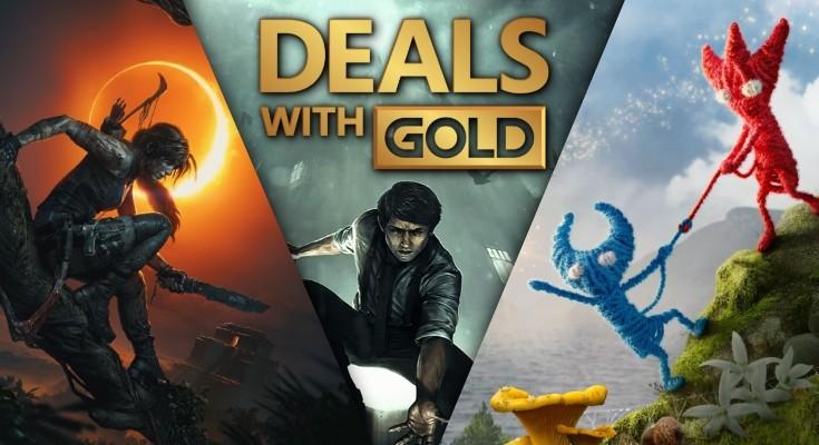 Ofertas Deals With Gold de 8 a 15 de outubro de 2018!