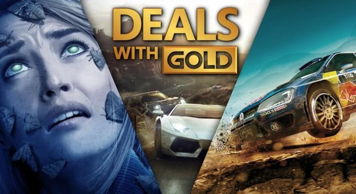 [Deals with Gold] De 29 de outubro a 5 de novembro de 2018!