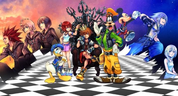 Kingdom Hearts - The Story So Far é anunciado para PS4!