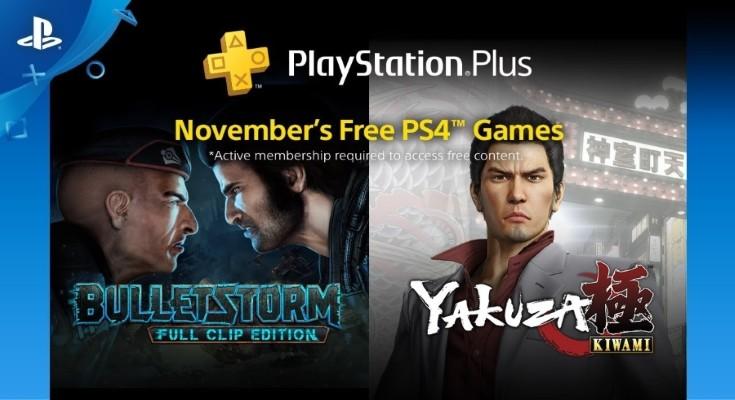 [PlayStation Plus] Novembro de 2018