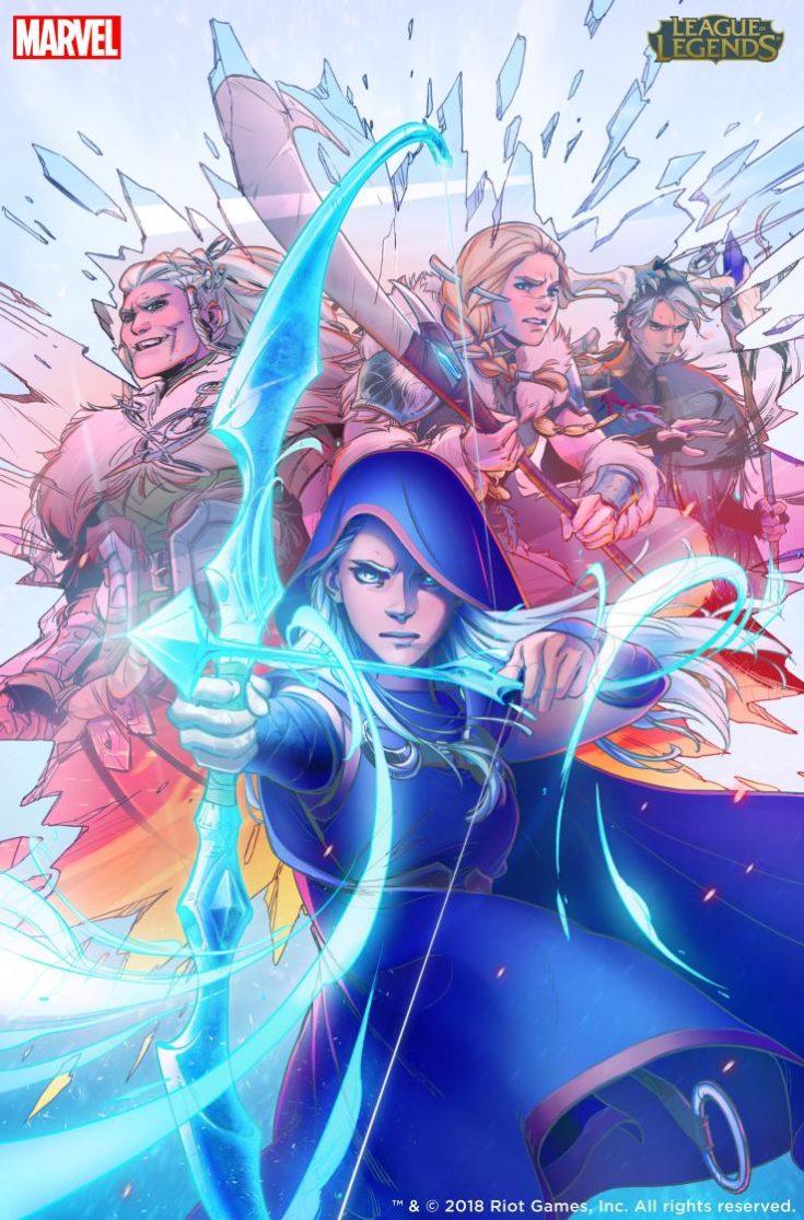 Ash: Warmother - Marvel