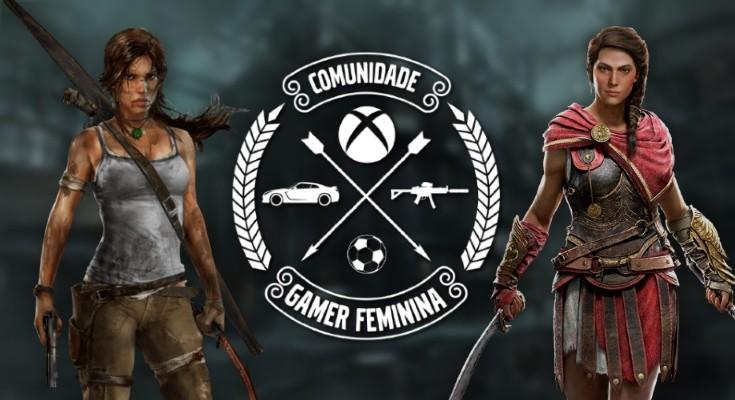 Conheça a Comunidade Gamer Feminina e seu incrível trabalho no Brasil!