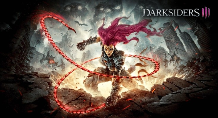 Darksiders 3 recebe novo trailer, confira 'Horse with no Name'!