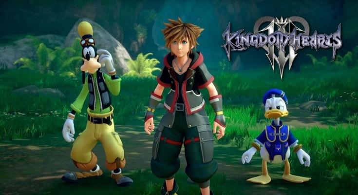 Kingdom Hearts III recebeu um novo trailer em evento na Itália, confira!
