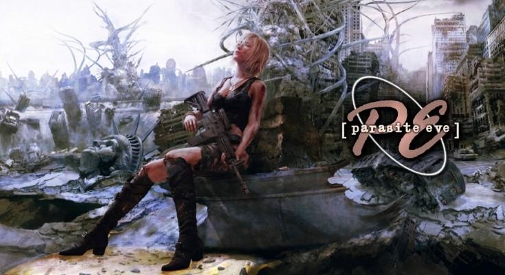 Square Enix registra a marca 'Parasite Eve' na Europa!