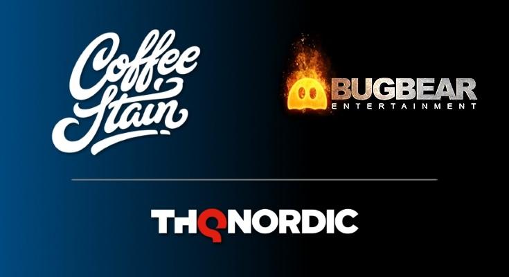 THQ Nordic compra a Bugbear Entertainment e Coffee Stain Studios!