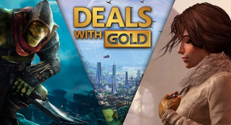 [Deals with Gold] De 17 a 24 de dezembro de 2018!