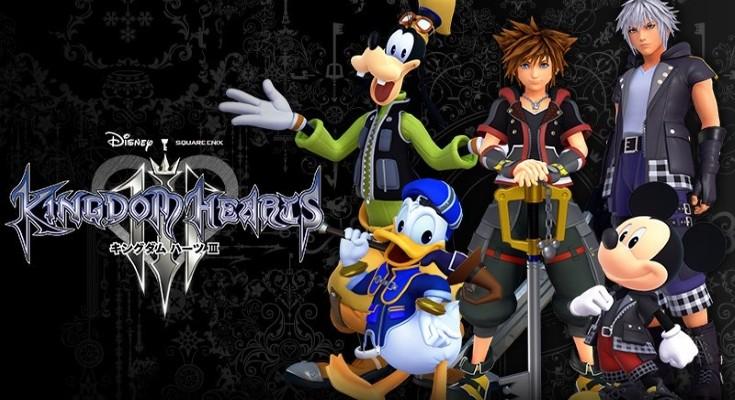 Kingdom Hearts III recebeu um incrível trailer de abertura, confira!