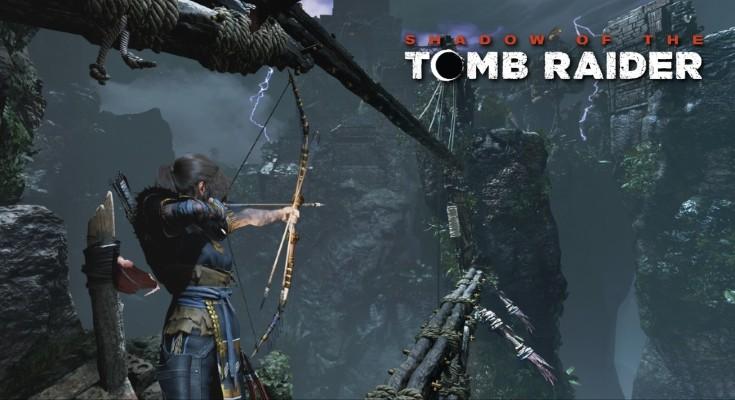 Shadow of the Tomb Raider recebe sua nova expansão, confira 'The Pillar'!