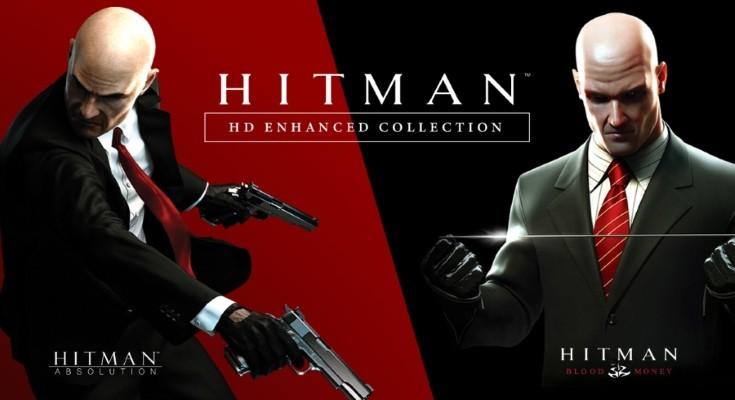 Hitman HD Enhanced Collection é anunciado!