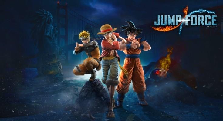 Beta Aberto de Jump Force vai acontecer de 18 a 20 de Janeiro!