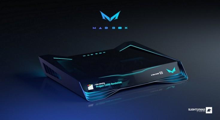 Conheça mais sobre o Mad Box, um novo e poderoso console de games!