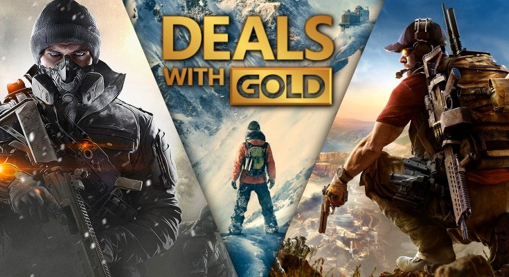 [Deals with Gold] De 21 a 28 de janeiro de 2019!