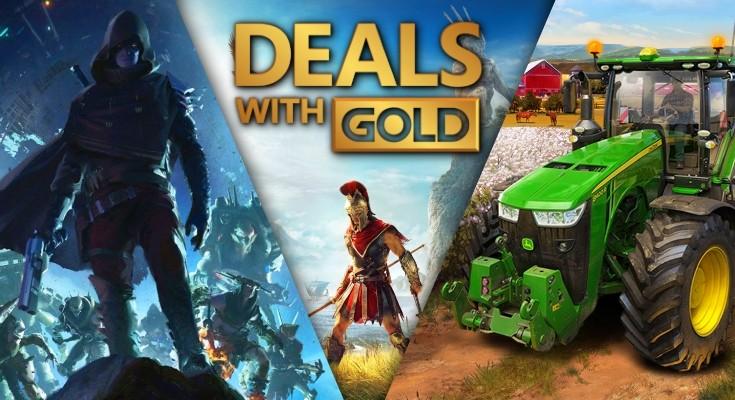 [Deals with Gold] De 28 de janeiro a 4 de fevereiro de 2019!