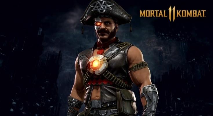 Kano é revelado em Mortal Kombat 11 e receberá skin 'Kangaceiro'!