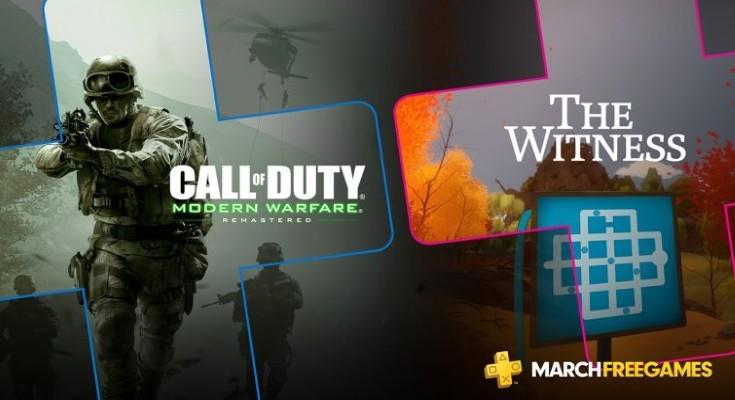[PlayStation Plus] Março de 2019