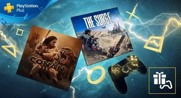 PlayStation Plus para Abril de 2019