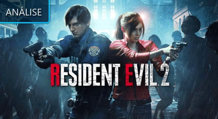 Resident Evil 2 Remake - Análise