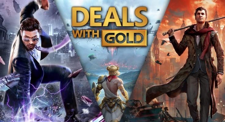 [Deals with Gold] De 11 a 18 de março de 2019!