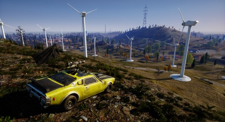 Notmycar - Somente um carro vai sobreviver no final. [Imagem de reprodução]