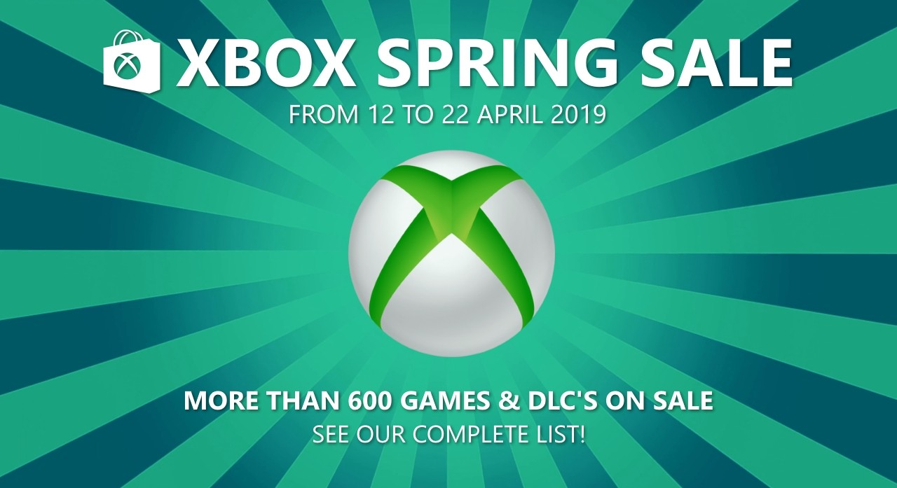 Spring Sale 2019: Complete list of offers for Xbox 360, check it out!