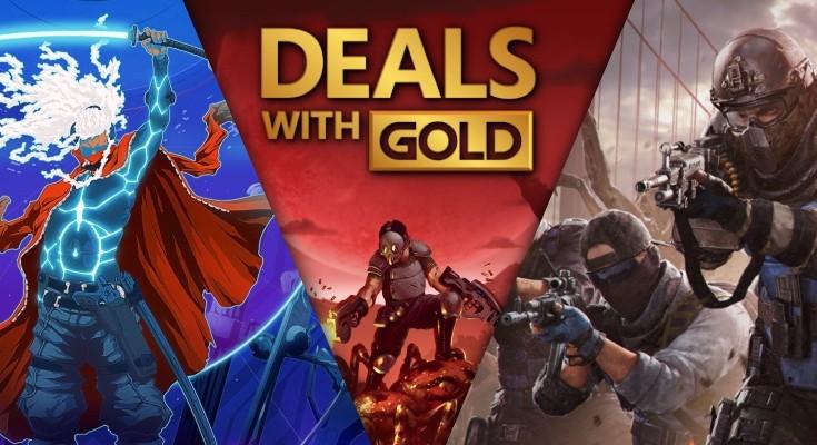 [Deals with Gold] De 2 a 8 de abril de 2019!
