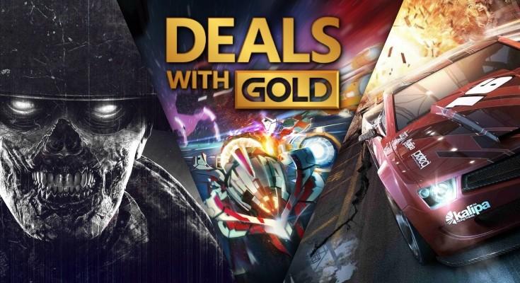 [Deals with Gold] De 8 a 15 de abril de 2019!